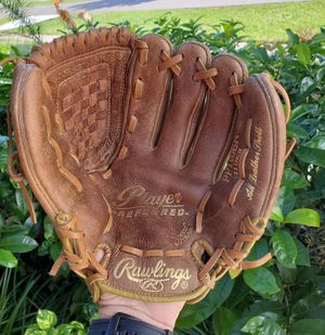 RAWLINGS PLAYER PREFERRED 11 INCH YOUTH BASEBALL GLOVE #PP110BR ALL LEATHER SHELL for Sale in Boca Raton, FL