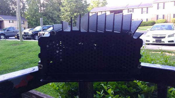 BOSE Amplifier ( Out of Mercedes C 280 Sedan )