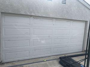 Garage Door for Sale, like new for Sale in Hawthorne, CA