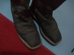 Justin Mens work Boots for Sale in Houston, TX