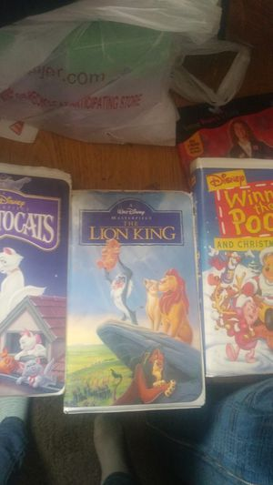 Classic vhs tapes for Sale in Indianapolis, IN