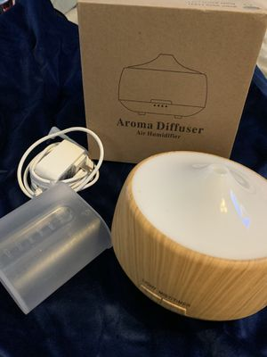 Air diffuser humidifier for Sale in Riverside, CA