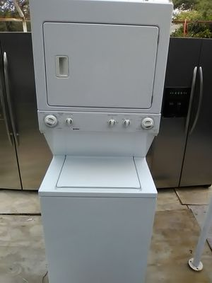 """27"""" stackable washer and dryer for Sale in Miramar, FL"""