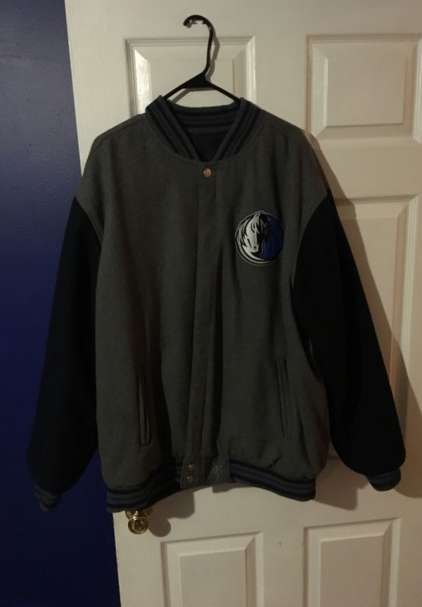 Mavericks bomber jacket