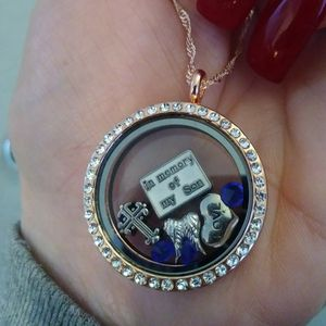 In memory my son locket necklace for Sale in Long Beach, CA