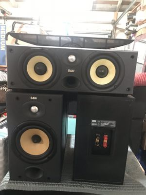 B&W 5.1 Speakers for Sale in Oceanside, CA