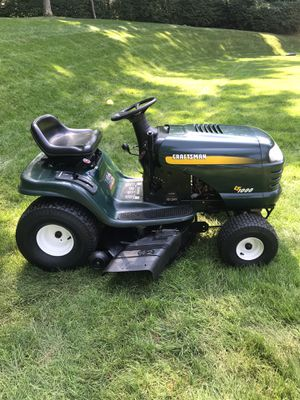 Crasman LT 1000 Lawn mower for Sale in Norwalk, CT