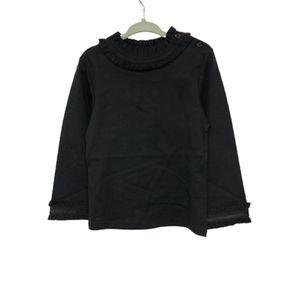 Girls Frilled Soft Cotton TShirt Black4T for Sale in Norfolk, VA