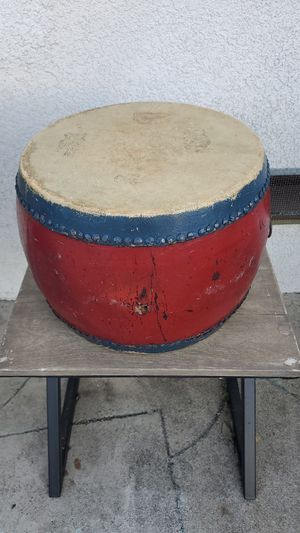 Chinese Drum for Sale in San Bernardino, CA