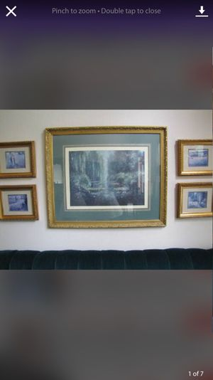 5 paintings set for Sale in Denver, CO