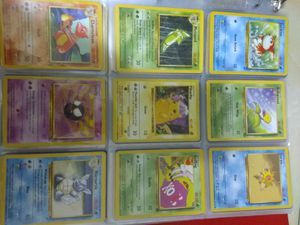Pokemon collectible cards and Dragon Ball Z for Sale in Las Vegas, NV