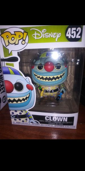 Nightmare before Christmas Funko clown for Sale in Montebello, CA