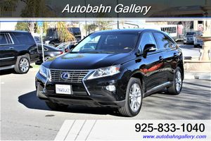 2015 Lexus RX 450h for Sale in Dublin, CA
