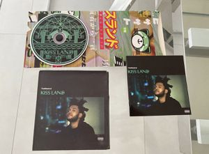 The Weeknd Kiss Land CD Limited Edition for Sale in Miami, FL