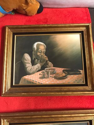 Wall Painting Grandfather for Sale in Chesapeake, VA