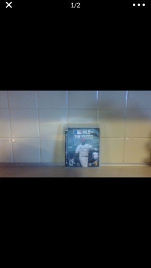 (PS3) Mlb 08 The Show for Sale in Lee's Summit, MO