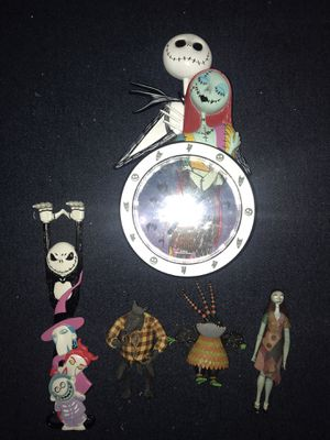 Nightmare before Christmas collectibles for Sale in Los Angeles, CA