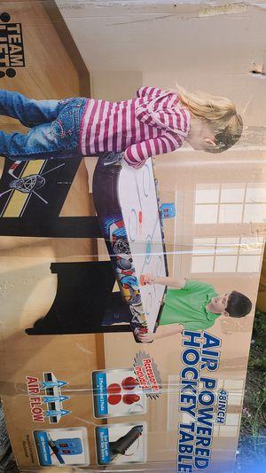 Air hockey table for Sale in Cedar Hill, TX