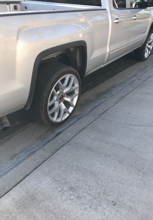 24 inch gmc rims for Sale in Industry, CA