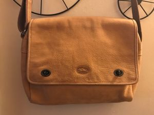 Long Champ Pebbled Leather Messenger Bag for Sale in Long Beach, CA