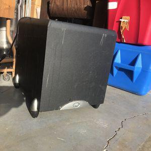 Klipsch Subwoofer Speaker $$$ for Sale in Vista, CA