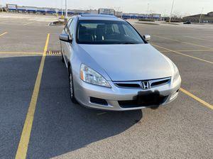 06 Honda Accord $4,500.00 obo for Sale in Lockport, IL