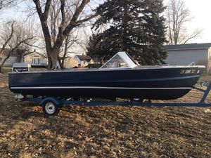 Aluminum Boat for Sale in Mount Clemens, MI