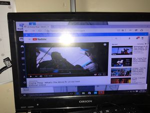 Tv/monitor for Sale in West Palm Beach, FL