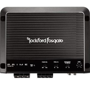 Rockford Fosgate 750 Class-D Monoblock 1-Ohm Stable Amplifier for Sale in North Potomac, MD