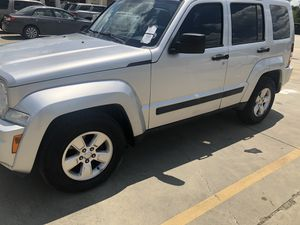 2012 Jeep Liberty 107,000 miles for Sale in Woodville, MS