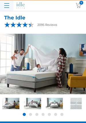 Queen size idle sleep mattress for Sale in Fall River, MA