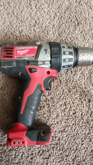 Milwaukee hammer drill for Sale in Maplewood, MN