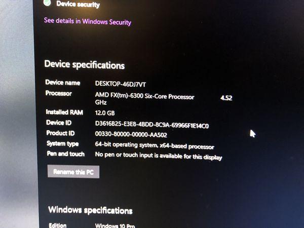 Custom Gaming PC/Computer