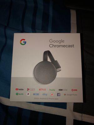 Google Chromecast for Sale in Menifee, CA