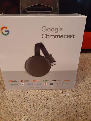 Google chromecast for Sale in Comstock Park, MI