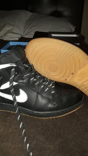 Size 11 Nike Air Jordans All Black for Sale in San Bernardino, CA