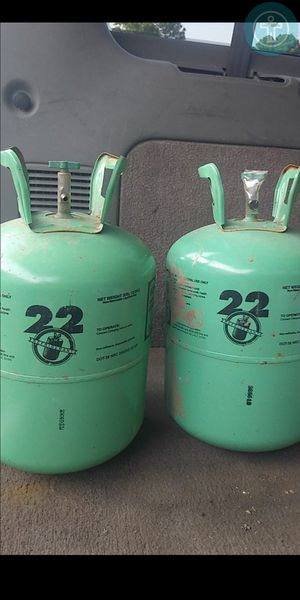 30 lb R22 Freon Refrigerant for Sale in Springdale, AR