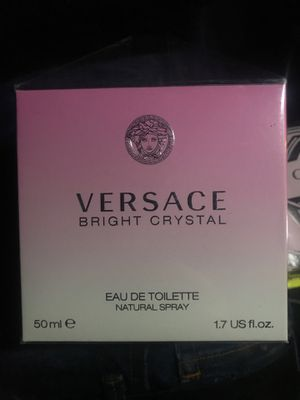 Brand new unopened authentic Versace Bright Crystal perfume for women for Sale in San Jose, CA