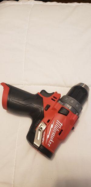 Milwaukee M12 Fuel Hammer Drill $80 FIRM for Sale in Phoenix, AZ