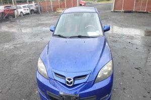 08 Mazda 3 2.3L engine. Parts only for Sale in Trenton, NJ
