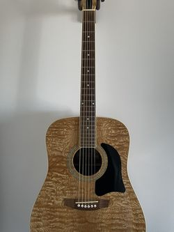 Garrison Acoustic Guitar AG300 - Solid Wood Ash Top for Sale in Williamston,  SC