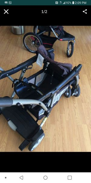 $20 double stroller missing sun shade for Sale in San Diego, CA