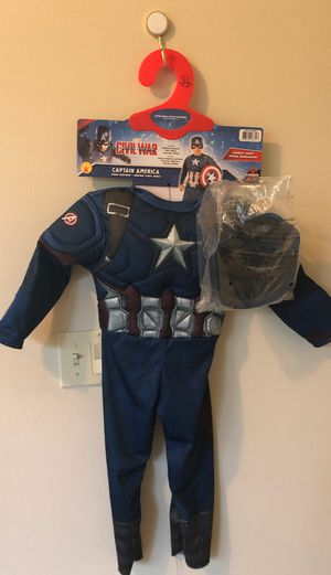Captin Ameria Child Costume for Sale in Everett, WA