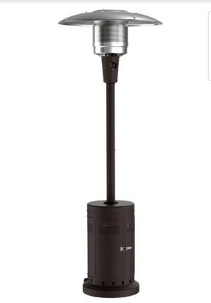 Brand New Mainstays 7 ft. Outdoor Patio Heater, Powder Coat Brown for Sale in Pasadena, CA