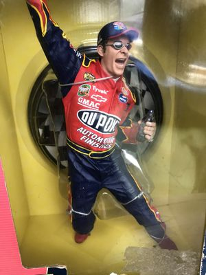 "2004 McFarlane Toys JEFF GORDON 12"" LIMITED EDITION FIGURE New in box for Sale in Bradenton, FL"