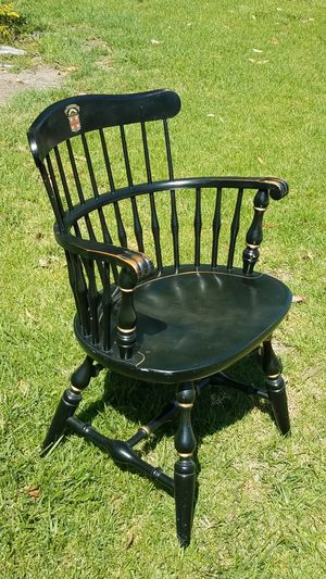 Brown Univ Antique Hardwood Chair for Sale in San Diego, CA