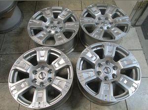 "18"" 18 inch Nissan Titan original wheels rims for Sale in Los Angeles, CA"