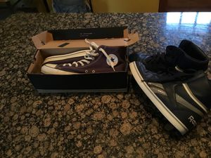 Chuck Taylors and Reebok Classic deal for the price of 1 size 13 for Sale in St. Louis, MO