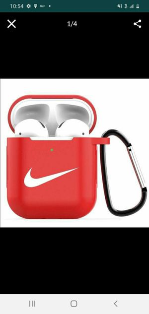 Nike Apple Airpods Gen 1& 2 Protective Case for Sale in Pompano Beach, FL