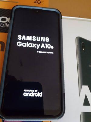 Samsung A10e for Sale in Lavonia, GA